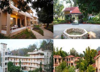4star hotel corbett
