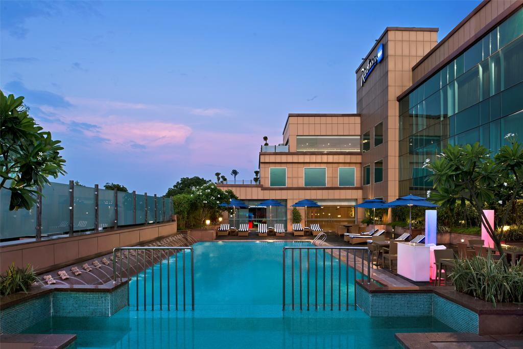 Star Hotels In Agra With Taj Mahal View