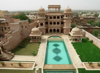 Places to visit in Mandawa