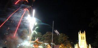 New Year in Shimla
