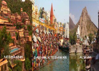 places to visit delhi 100-200kms