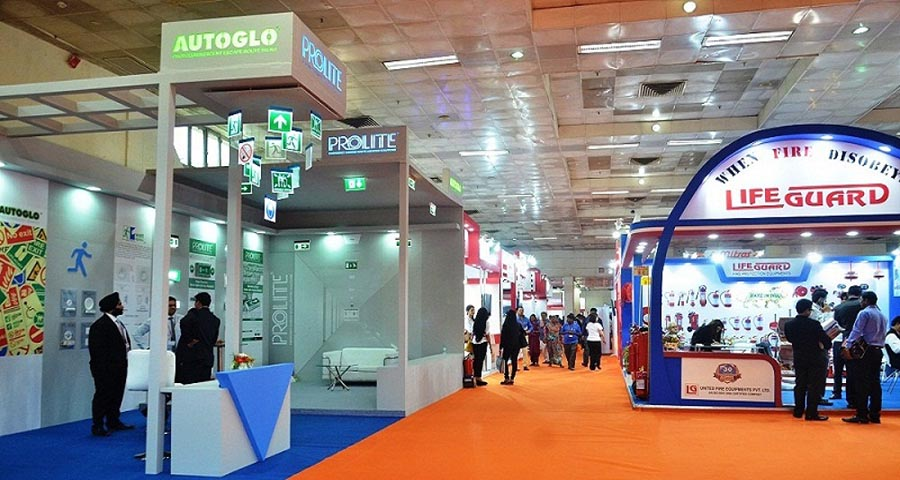 Exhibition Stall Organisers : Exhibition organizers in delhi ncr corporate